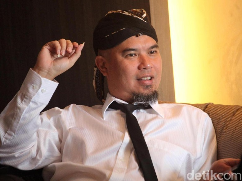 Ahmad Dhani Foto: Lamhot Aritonang