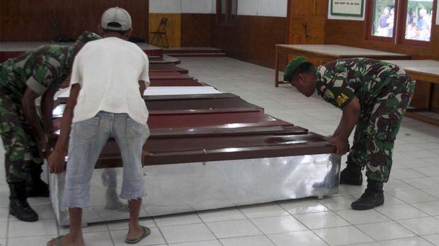 Kelompok Egianus Kogoya Akui Dalangi Pembantaian di Nduga