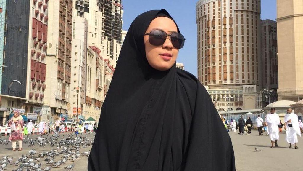 Cerita Pemenang Sunslik Hijab Hunt yang Berdoa Jodoh di Jabal Rahmah