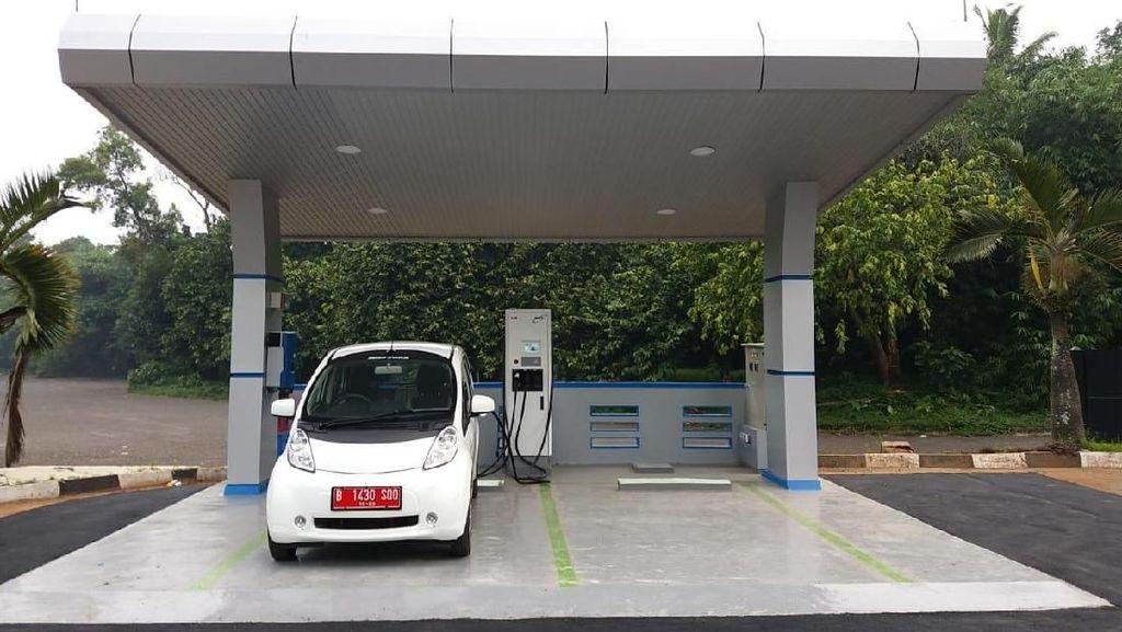 Punya Pabrik Baterai, Indonesia Lebih Mudah Bikin Mobil Listrik