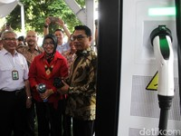 Menanti Keseriusan Jokowi Kembangkan Kendaraan Listrik