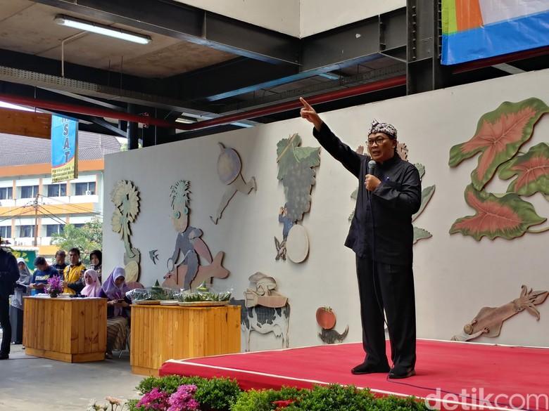 11 Pasar di Kota Bandung Direvitalisasi