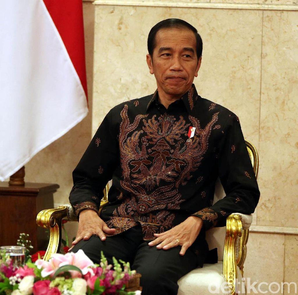 Bahas Migas, Jokowi Kumpulkan Menteri