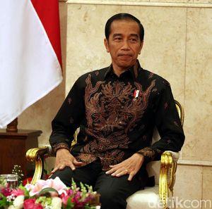Jokowi Kumpulkan Pejabat di Istana, Bagi-bagi Anggaran 2019