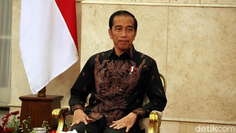 Cerita Jokowi Saling Sapa Bro dengan Emir UEA dan Qatar