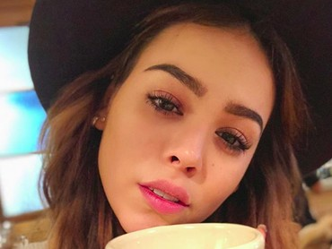 Kini Danna Paola berusia 23 tahun dan makin cantik. (Foto: Instagram/dannapaola)