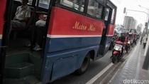 Viral Metromini Hadang TransJakarta, Kadishub DKI Giatkan Penertiban