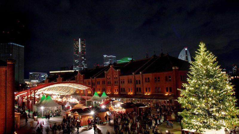 Prefektur Kanagawa di Jepang menawarkan berbagai atraksi seru menjelang Natal dan Tahun Baru. Traveler bisa ke Hakkejima Sea Paradise (Kanagawa Tourism)