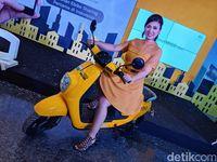 Produsen Motor Dibikin Puyeng Motor Listrik, Terutama Baterai