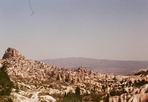 Keindahan inilah yang membuat Cappadocia masuk dalam daftar situs warisan dunia UNESCO. (Aulia Anugrah Intani/dTraveler)