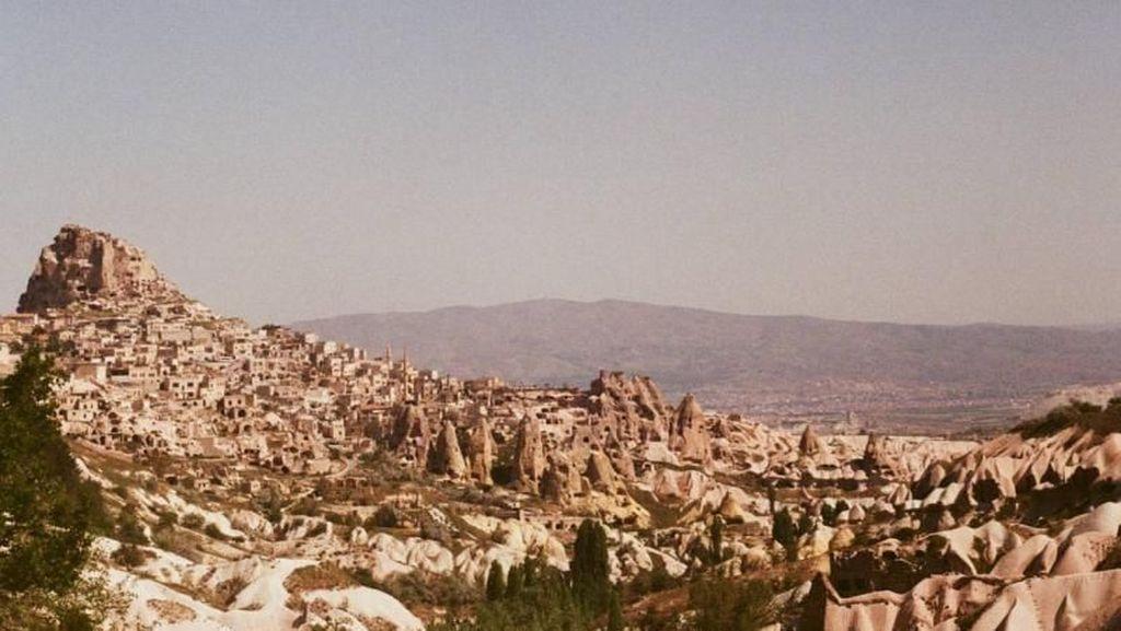 Bukan Cuma Balon Udara, Ada Atraksi Seru di Cappadocia Turki