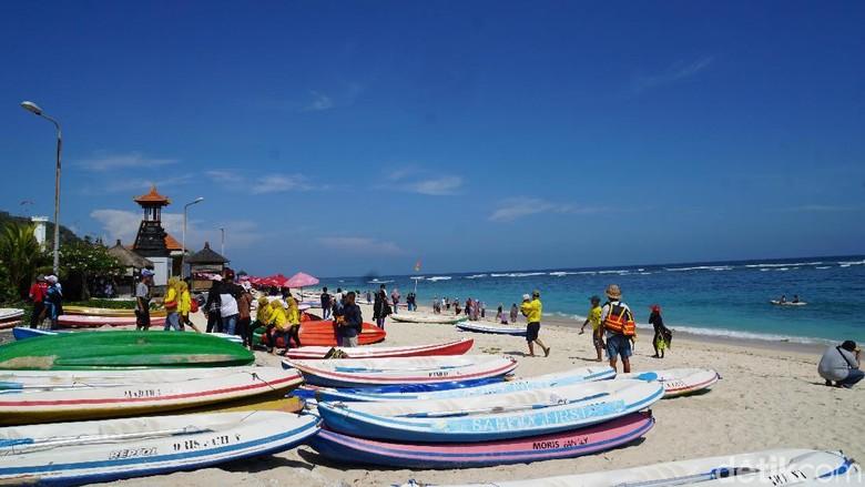 Pantai Pandawa Bali (Syanti/detikTravel)
