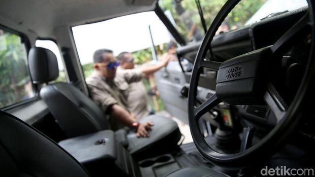 Pencinta Land Rover