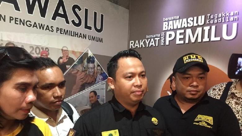 Ahmad Basarah Dilaporkan ke Bawaslu soal Soeharto Guru Korupsi