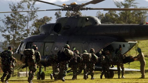 Aparat Akan Evakuasi 15 Jasad Korban KKB dari Yigi