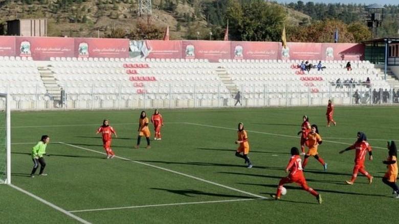 Pemerkosaan, Mimpi Buruk yang Dialami Pesepak Bola Putri Afghanistan