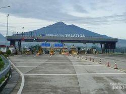 Ada Tol, Semarang ke Solo Cuma 1,5 Jam