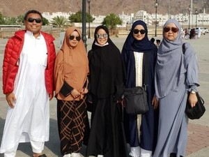 Visitour Berangkatkan 3 Finalis Sunsilk Hijab Hunt 2018