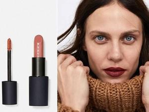 Zara Rilis Kosmetik Pertama Kali, Lipstik Dijual Rp 140 Ribu