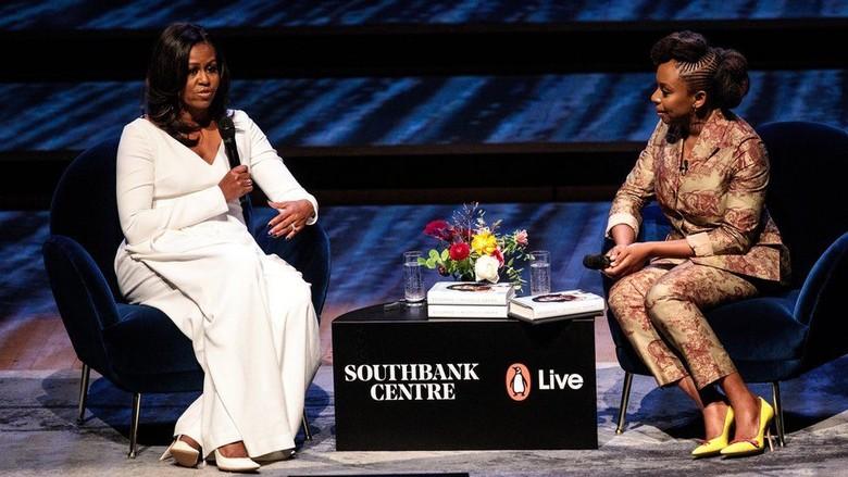 Michelle Obama Mengaku Masih Didera Penyakit Tak Percaya Diri