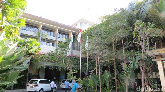 Ilustrasi Hotel Foto: (Fitraya Ramadhanny/detikTravel)