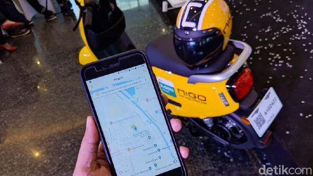 Sepeda listrik Migo
