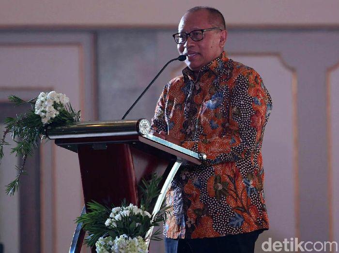 Direktur Utama BPJS TK, Agus Susanto/Foto: Agung Pambudhy
