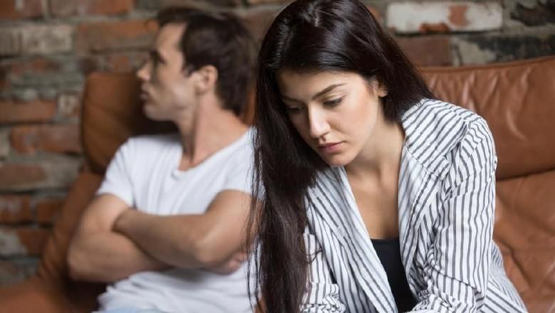 Ilustrasi konflik dalam rumah tangga/ Foto: Istock