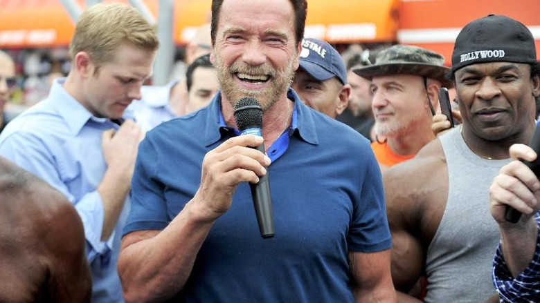 Arnold Schwarzenegger Foto: Getty Images