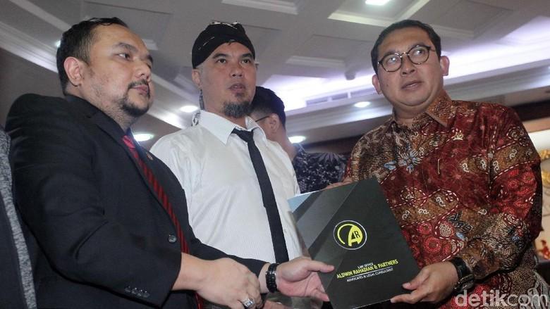 Fadli Zon: Ucapan Idiot Ahmad Dhani dan Sontoloyo Sama, Bukan Pidana