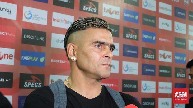 Cristian Gonzales diklaim Sriwijaya FC bakal merapat di klub tersebut. (