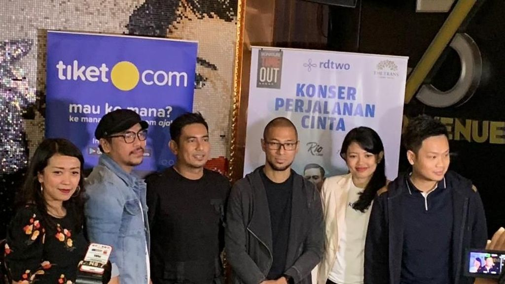 Jelang Tahun Baru, Konser Musik Ini Siap Hibur Warga Bandung