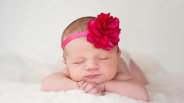 Nama bayi perempuan berarti harum/ Foto: iStock