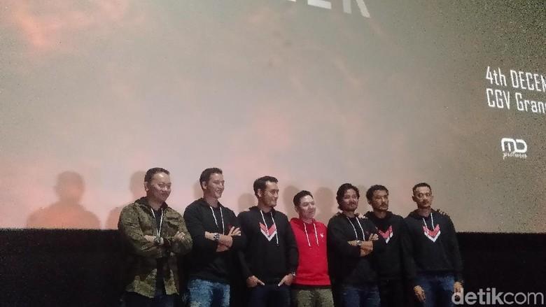 Foxtrot Six, Film Action Indonesia dengan Full CGI