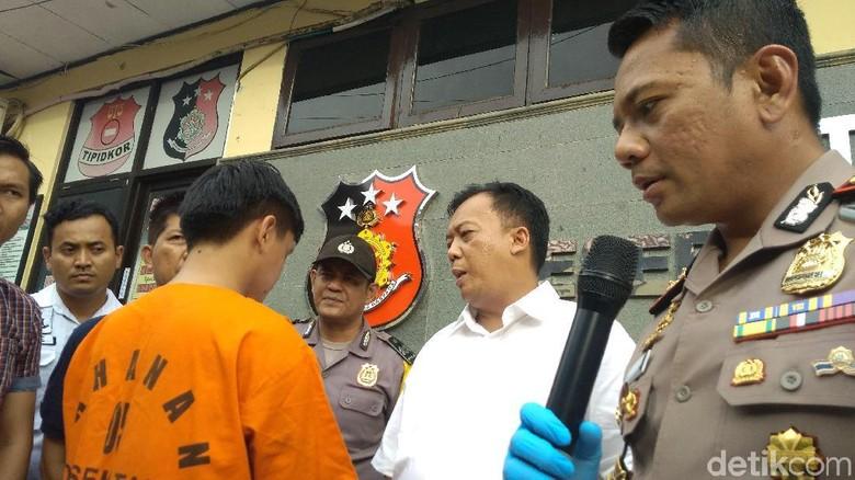 Polres Cirebon Tangkap Pembunuh Atun