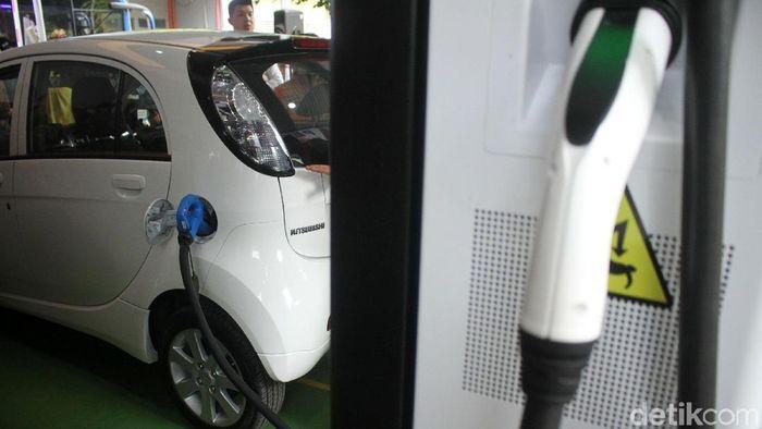 Mobil listrik/Foto: Rifkianto Nugroho