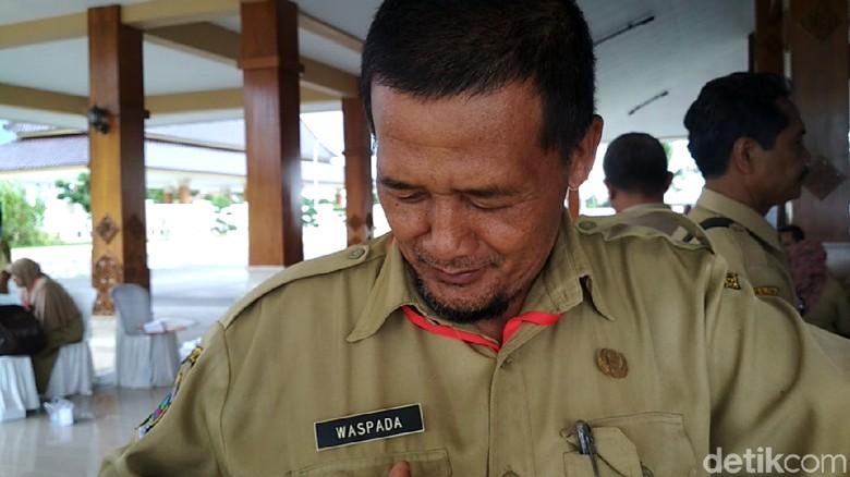 Cerita Waspada, PNS Blitar yang Namanya Jadi Guyon Teman Sekolah