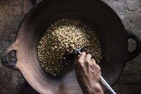 Sejarah singkat kopi di Indonesia.