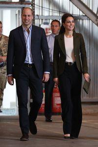 Kate Middleton Ikuti Gaya Meghan di Penampilan Terbarunya