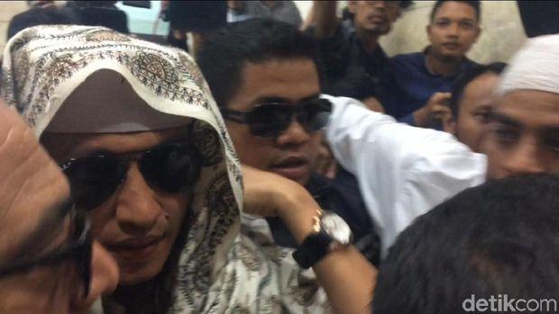 Habib Bahar bin Smith datang ke Bareskrim