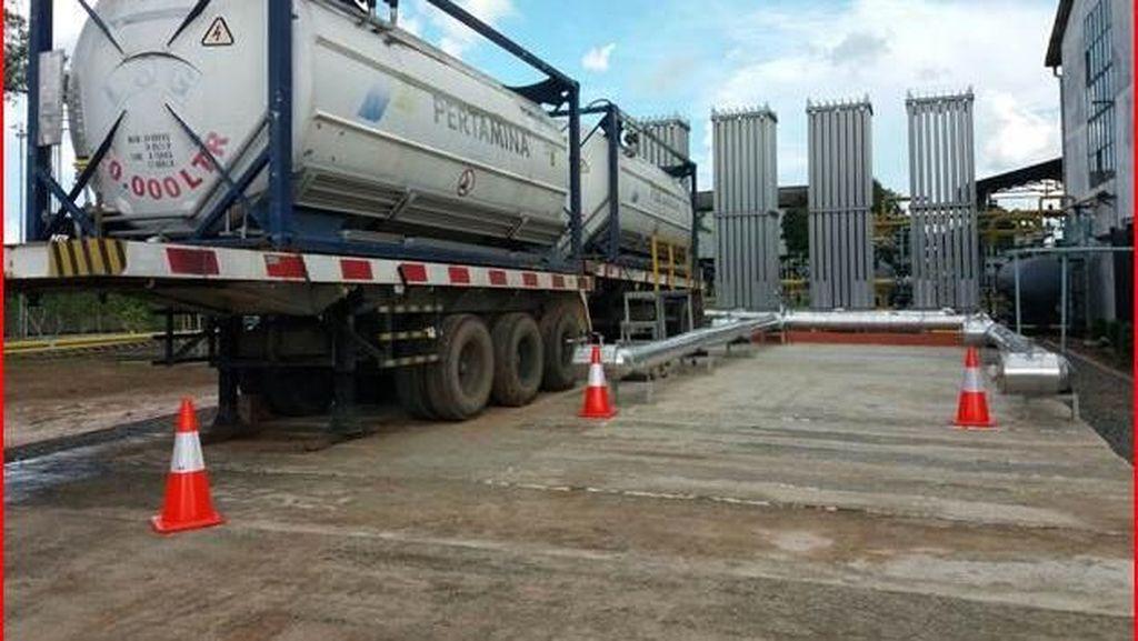 Pertamina Perkuat Bisnis LNG untuk Tambang Hingga Horeka