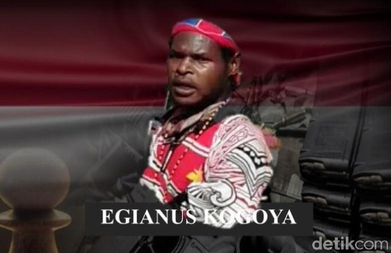 Sosok Egianus Pimpinan KKB Papua di Mata Hendropriyono