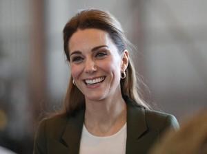 Kate Middleton Ikuti Gaya Meghan Markle di Penampilan Terbarunya
