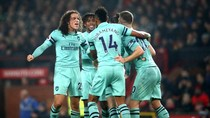 Oke di Kandang, Arsenal Hadapi Chelsea dengan Percaya Diri
