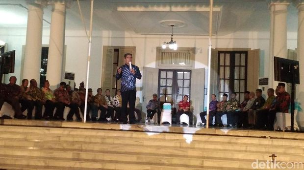 Ridwan Kamil Luncurkan Jabar Masagi di Gedung Negara Cirebon