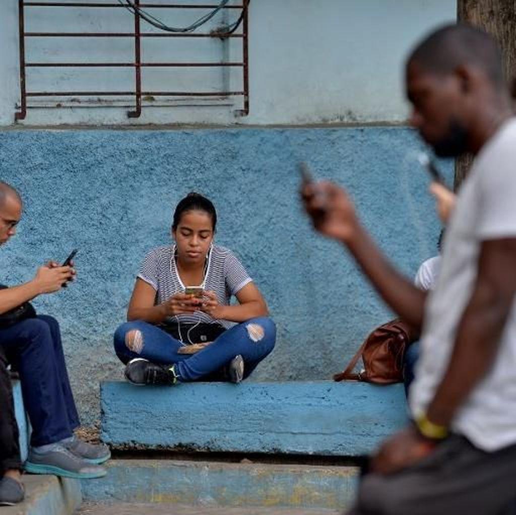 Akhir 2018, Separuh Populasi Dunia Telah Online