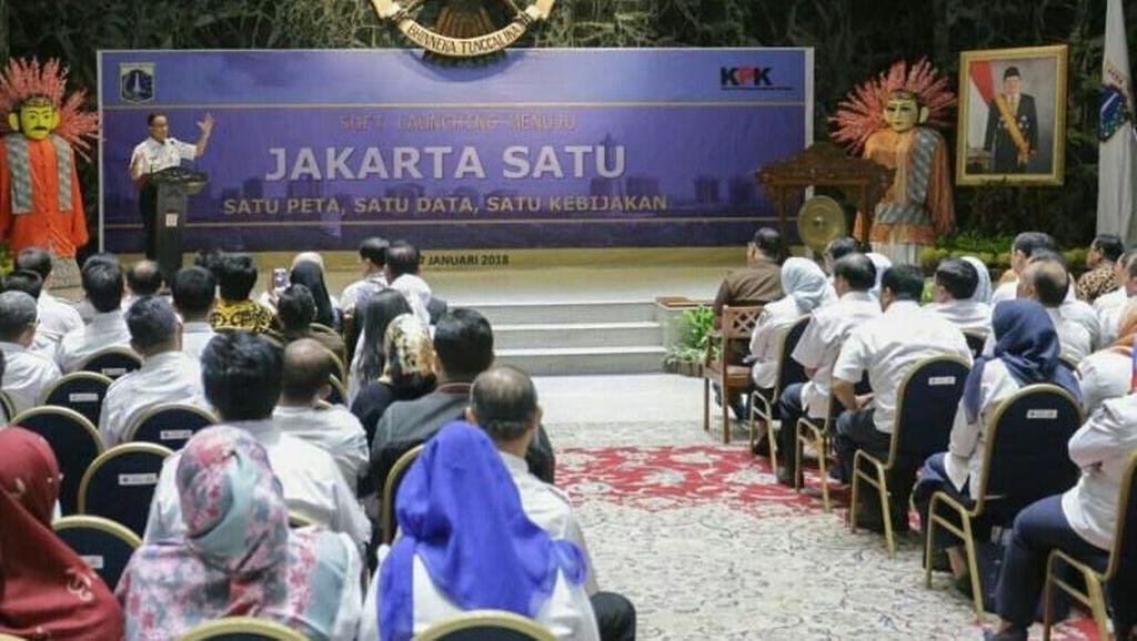 Mau Mengadu, Warga Jakarta Bisa Pakai Aplikasi
