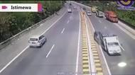 Soal Kecelakaan Nh Dini, Kok Truk Jalan di Jalur Kanan?