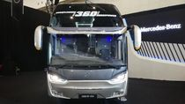 Bus Jerman Rakitan Bogor Ini Diklaim Paling Cocok untuk Indonesia