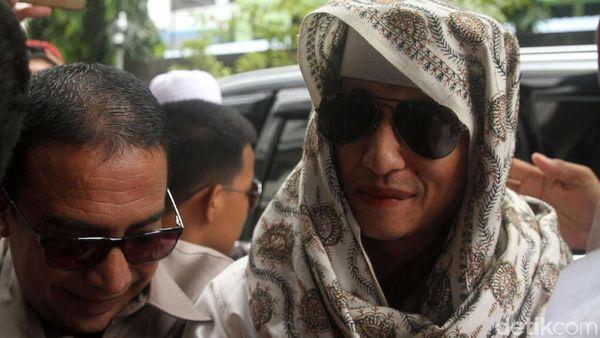 Ngabalin Sakit: Habib Bahar Ditahan